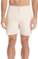 Saturdays NYC Men's Trent Stripe Swim Trunks