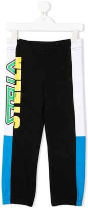 Stella McCartney Logo Print Track Pants