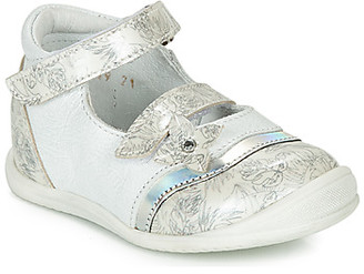 GBB STACY girls's Shoes (Pumps / Ballerinas) in Silver