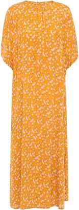 By Ti Mo Bytimo Floral-print Crepe Midi Dress
