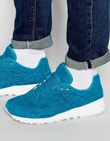 Saucony Shadow 6000 Trainers In Blue S70222-5
