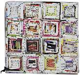 Mes Homewares Recycled Paper Squares Coaster (Set of 4)