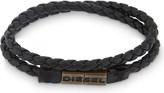Diesel Alucy wrap bracelet
