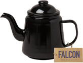 Falcon Teapot - Coal Black