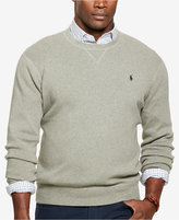 Polo Ralph Lauren Men's Big & Tall Crewneck Sweater