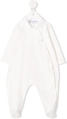 Tartine et Chocolat Embroidered Cotton Pyjamas