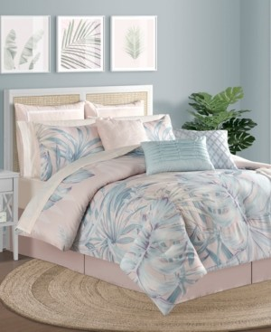 Sunham Paradise 14-Pc. King Comforter Set Bedding