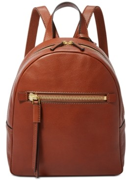 Fossil Megan Leather Backpack