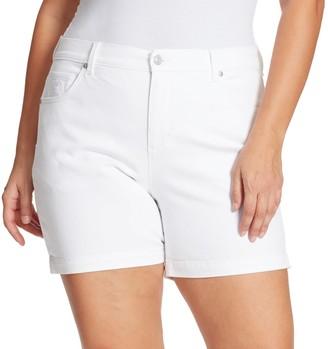 Gloria Vanderbilt Plus Size Amanda Shorts
