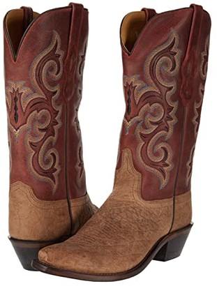 Old West Boots Debbie (Tan) Women's Shoes