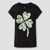 Disney Girls' T-shirt - Black