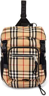 Burberry Belt Pack Bum Bag in Archive Beige   FWRD