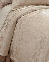 Jane Wilner Designs King Aristocrat Leaf Duvet Cover