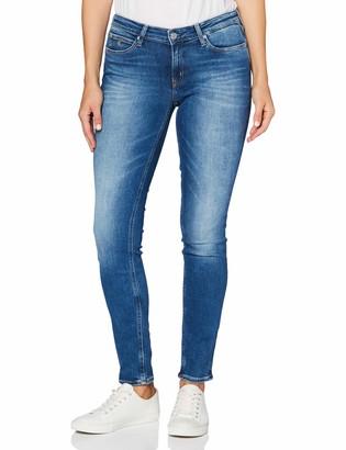 Calvin Klein Jeans Women's Low Rise Skinny Pants