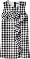 Tommy Hilfiger TH Kids Ruffle Gingham Dress