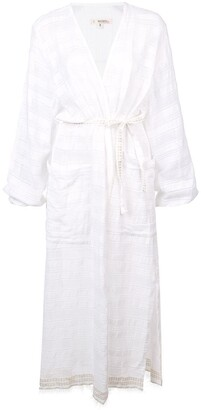 Lemlem Kelali wrap-style cover-up