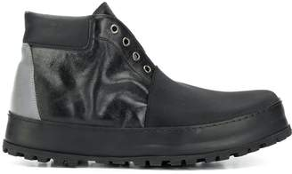 Premiata laceless ankle boots