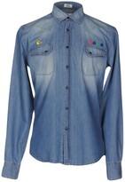 Macchia J Denim shirts - Item 42587859