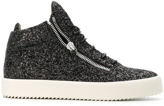 Giuseppe Zanotti glitter Kriss sneakers