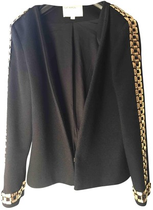 Gat Rimon Black Polyester Jackets