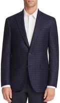Jack Victor Loro Piana Check Prestige Classic Fit Sport Coat
