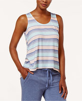 Alfani High-Low Pajama Tank Top, Only at Macy's