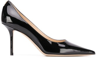 Jimmy Choo Love 85mm pointed toe pumps