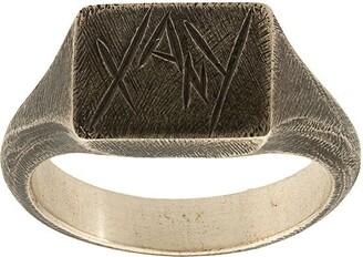 Werkstatt:Munchen Logo Signet Ring