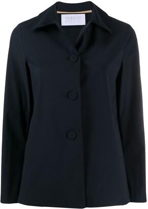 Harris Wharf London Londen single-breasted jacket