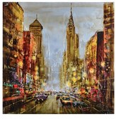 Ren Wil Renwil 'Great Heights' Canvas Art