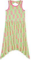JCPenney Total Girl Sleeveless Back-Bow Dress - Girls 7-16 and Plus