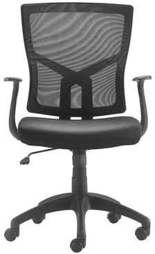 Hartford Serta at Home Essential Mesh Task Chair Serta at Home Color: Jet Black