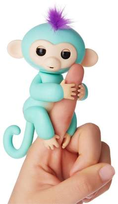 Wow Wee Fingerling-Turquoise Zoe