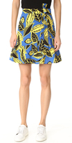 Moschino Printed Skirt