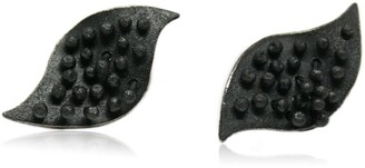 Mariposa Karolina Bik Jewellery Earrings Black