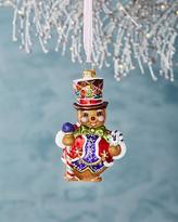 Christopher Radko Right on Time Ginger Ornament
