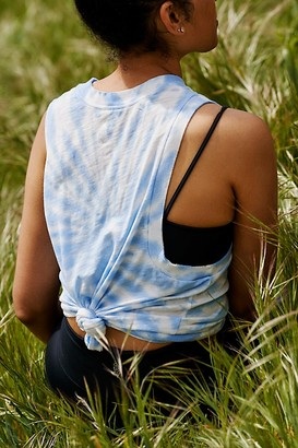 Free People Fp Movement Love Active Tank Tie Dye by FP Movement at