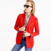 J.Crew Collection Ludlow blazer in brilliant zinnia
