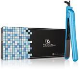 Royale USA Diamond Collection Classic 1.25 Flat Iron - Neon Sky Blue