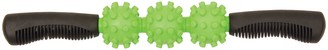 Equipment Yoga Mad Yoga-Mad Atom Massage Stick, Black/Green