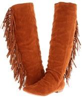 Diba Heart Tee (Cognac) - Footwear