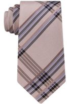 Kenneth Cole Reaction Men's Space Plaid Silk Tie