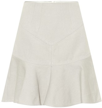 Isabel Marant Kelly cotton and linen skirt
