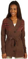 Patagonia Nordic Sweater (Off Piste/Cocoa Husk) - Apparel