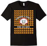 100 Days Of School Shirt for Kids- Having a Ball For 100 Day