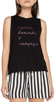 BCBGeneration Statement Muscle Tank