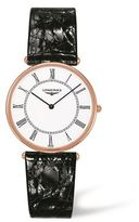 Longines Agassiz Collection Quartz Watch