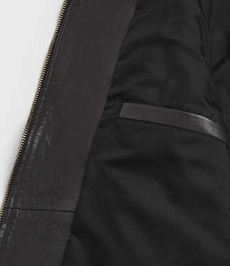 AllSaints Astoria Leather Jacket