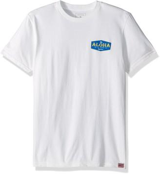 Quiksilver Young Mens Aloha Bound T-Shirt