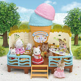 Sylvanian Families NEW Seaside Ice Cream Shop